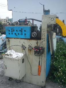 中古金噠製400寬料架及整平機-中古機械買賣