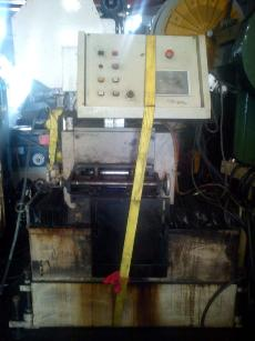 中古金噠製350寬左右偏移式電腦送料機-中古機械買賣
